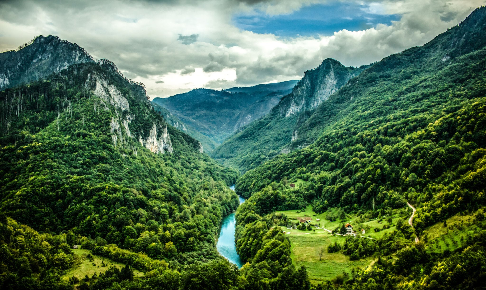 Np Sutjeska Tara Rafting Green Planet Travel